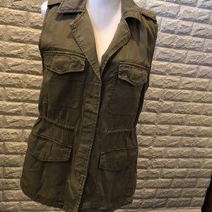 Woman's Sanctuary Military Vest